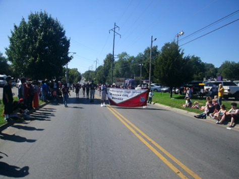 Scenes from the Leavenworth Road Parade on Sept. 21, 2014. (Photo by William Crum)