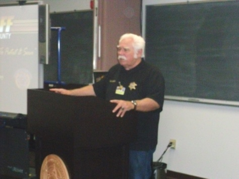Citizens Academy tours old jail – Welcome to Wyandotte Daily!
