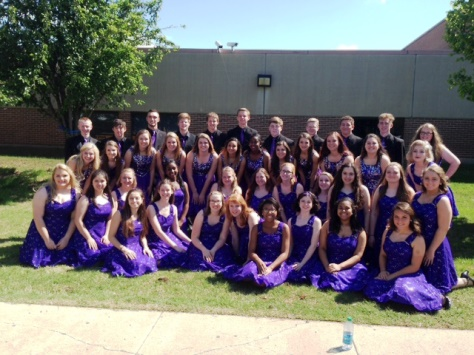 Piper High School students recently did well in music at Wichita (state). (Photo from Piper High School)