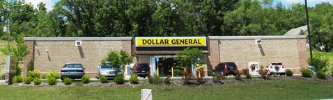 A Dollar General Store is near 53rd and State Avenue in Kansas City, Kan.