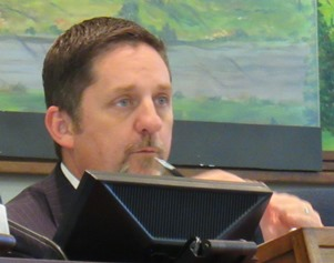 """Mayor Mark Holland said he couldn't find a """"smoking gun"""" where something discriminatory was being done. Instead, he said the recruitment pool was not reflective of the diversity of the community. (Staff photo)"""