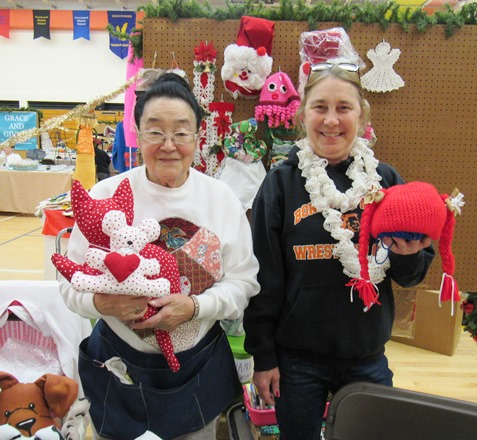 Craft fair features handmade gifts from Wyandotte County