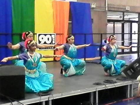 More scenes from the Wyandotte County Ethnic Festival