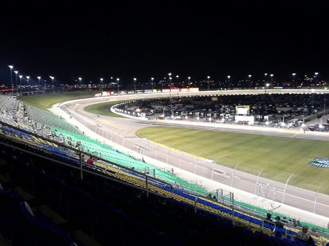 More photos from ARCA racing tonight at Kansas Speedway
