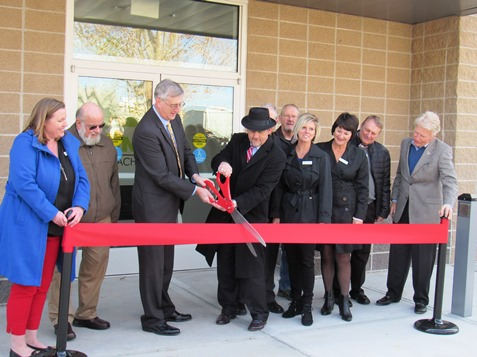 New $1.5 million Cross-Lines building opens
