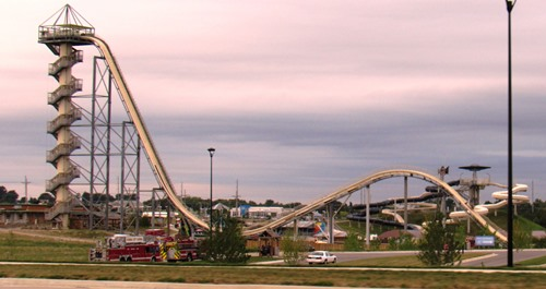 Former Schlitterbahn exec charged with manslaughter in water slide death