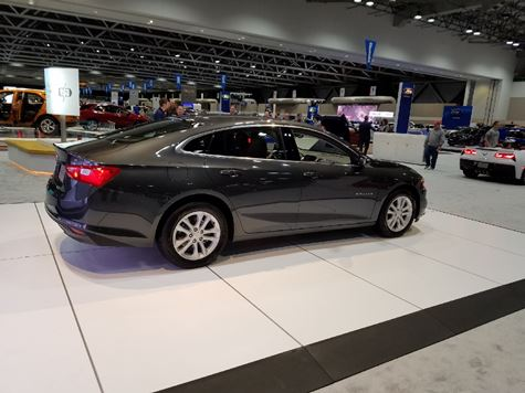 Cars Made In KCK On Display At Auto Show Welcome To Wyandotte Daily - Kansas city car show