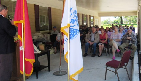Marysville honors the fallen with Memorial Day ceremony