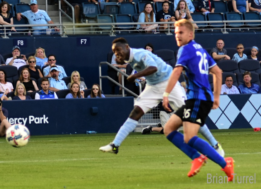 Sporting KC, Montreal play to 1-1 draw