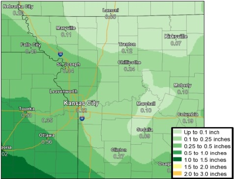 Strong Storms For The Plains — Sunday Morning Weather
