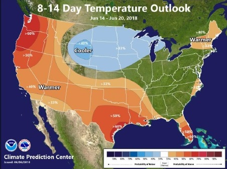 Warm temperatures, storms in forecast – Welcome to Wyandotte