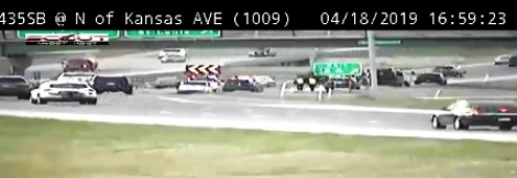 Accident reported at northbound I-435 near I-70 – Welcome to